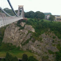 Photo taken at Clifton Suspension Bridge by Наталия on 9/11/2012