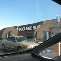 Photo taken at Kohl's Victorville by Natasha M. on 8/23/2012