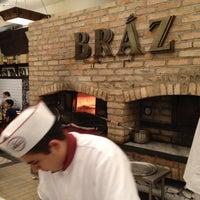 2/16/2012 tarihinde Paulo Ruy P.ziyaretçi tarafından Bráz Pizzaria'de çekilen fotoğraf