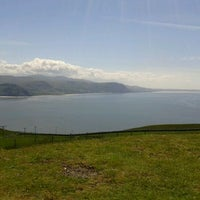Photo taken at Great Orme Summit by Caz on 6/5/2012