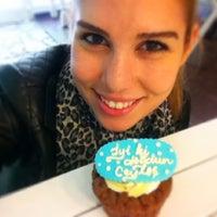 Photo taken at The Cupcakery by Ceylan P. on 4/22/2012