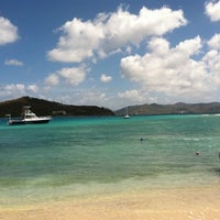 Photo taken at The Ritz-Carlton, St. Thomas by Katie S. on 2/27/2012