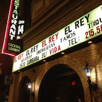Photo taken at El Rey by Mark P. on 7/2/2012