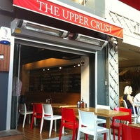 Photo taken at The Upper Crust Pizzeria by Nes Q. on 6/5/2012