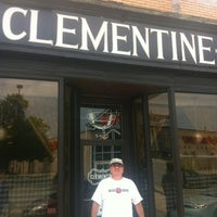 Photo taken at Clementine by joezuc on 7/8/2012
