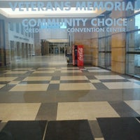 Photo taken at Community Choice Credit Union Convention Center by Will R. on 2/28/2012