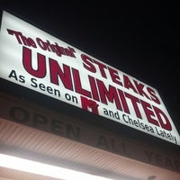 Photo taken at Steaks Unlimited by Kevin M. on 8/24/2012