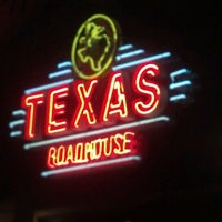 Photo taken at Texas Roadhouse by Greg W. on 3/10/2012