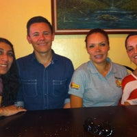 Photo taken at Asaditicos by Mar-c P. on 7/13/2012