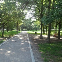 """Снимок сделан в Парк """"Гео Милев"""" (Park Geo Milev) пользователем Sve B. 6/9/2012"""