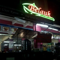 Photo taken at Restoran Belauk by MaRk e. on 6/26/2012