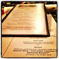 Photo taken at Carrabba's Italian Grill by Daniella H. on 6/14/2012