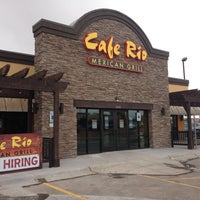 Photo taken at Cafe Rio Mexican Grill by Adam G. on 2/14/2012