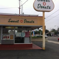 Photo taken at Sweet O Donuts by Dan F. on 8/13/2012