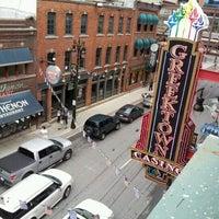 Photo taken at Greektown Casino-Hotel by Melissa M. on 8/14/2012