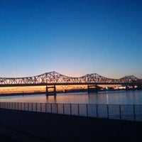 Photo taken at Waterfront Park by Matthew S. on 9/12/2012