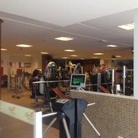 Photo taken at Academia Vip Training by Felipe Figueiredo M. on 5/14/2012