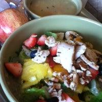 Photo taken at Panera Bread by Jenny T. on 9/4/2012