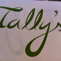 Photo taken at Tally's Restaurant by Your Downtown Gal on 6/12/2012