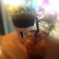 Photo taken at CAFFE CAFFE by Akiko S. on 4/23/2012