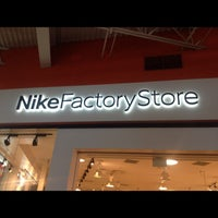 Photo taken at Nike Factory Store by 💰Alan W. on 7/20/2012