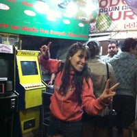 Photo taken at Churdog by Camila M. on 3/12/2012