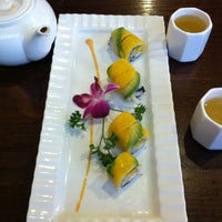 Photo taken at Sakura Japanese Restaurant by Pamela K. on 7/24/2012