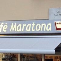 Foto scattata a Caffè Maratona da Filippo D. il 3/22/2012