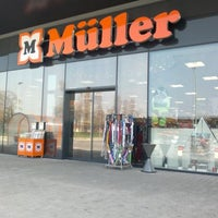 Photo taken at Müller by Daniel P. on 3/21/2012