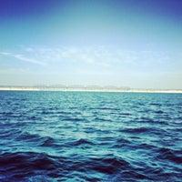 Photo taken at Lake Amistad by Samantha on 9/3/2012