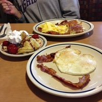 Photo taken at IHOP by Chelsea V. on 7/22/2012