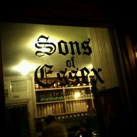 Photo taken at Sons of Essex by James B. on 2/23/2012