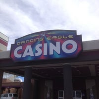 Photo taken at Dancing Eagle Casino by Hansen D. on 2/22/2012
