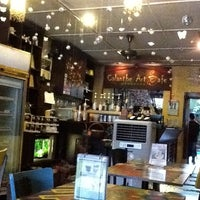 Photo taken at Calanthe Art Cafe by Erica L. on 8/21/2012