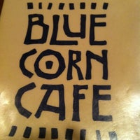 Photo taken at Blue Corn Cafe And Brewery by Joey B. on 2/17/2012