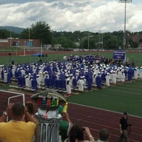 Photo taken at Holyoke High School by Savina M. on 6/3/2012