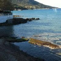 Photo taken at Παγωτά Δωδώνη by Ninetta S. on 3/4/2012