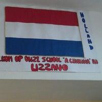 Photo taken at Scuola Media Chionna by Jeltje S. on 5/14/2012