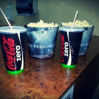 Photo taken at Cinemark by Carlos H. on 7/26/2012