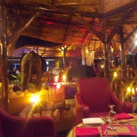 Photo taken at Tamarai Restaurant And Tea Bar by Ssonko s. on 9/4/2012