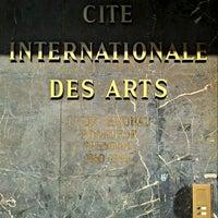 Das Foto wurde bei Cité Internationale des Arts von Kianoush am 3/26/2012 aufgenommen