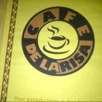 Photo taken at Delarisa Cafe n Resto by Andrie S. on 8/24/2012