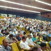 Снимок сделан в Московская школа управления «Сколково» пользователем Anton D. 6/24/2012