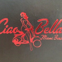 Photo taken at Ciao Bella by Daniella F. on 8/14/2012