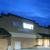 Photo taken at Walmart Supercenter by Rebecca A. on 6/8/2012