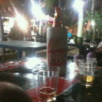Photo taken at Barraca do Joca by Edgleison S. on 7/15/2012