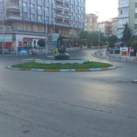 Photo taken at Ambarlı Meydan by Taner S. on 7/7/2012