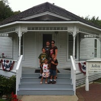 Photo taken at John Wayne Birthplace Museum by Rudy K. on 9/2/2012