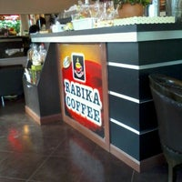Photo taken at Rabika Coffee (Maptaput) by Susie P. on 7/21/2012
