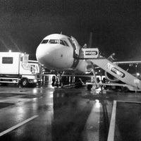 Photo taken at Belfast International Airport (BFS) by Nico F. on 7/29/2012